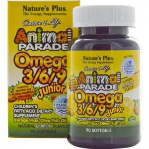 animal-parade-natures-plus-omega-3-6-9-junior-lemon-flavor-nederland