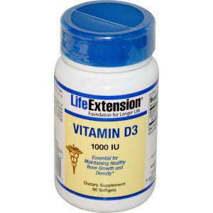 life-extension-vitamine-d3-1000-ie-90-softgels