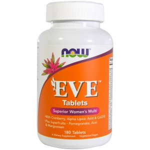 now-multivitamine-eve-eva-180-tabletten