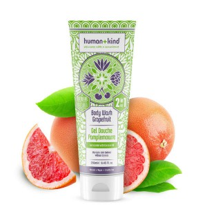2 in 1 Bodywash grapefruit vegan