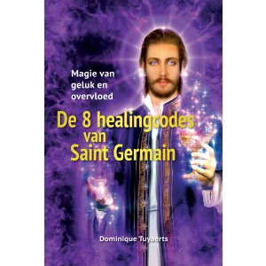 dominique-tuyaerts-de-8-healing-codes-van-saint-germain-boek