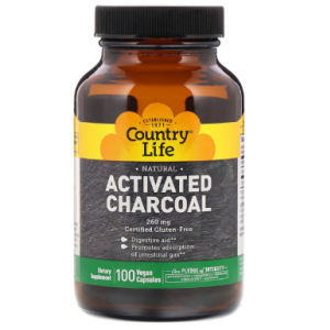 country-life-activated-charcoal-260mg-100-vegan-capsules